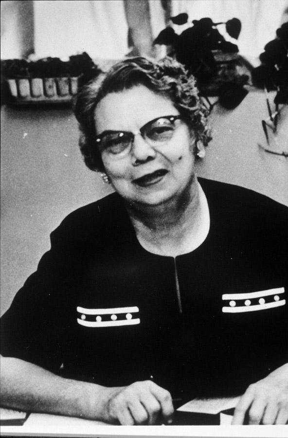 Ruth Olive Beall