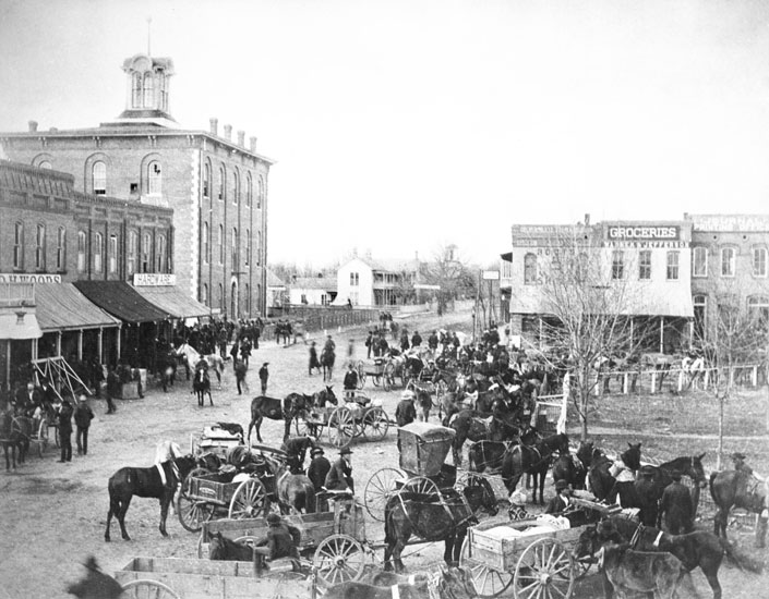Bentonville: City Square
