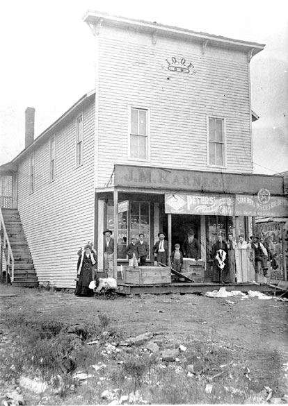 West Fork: Store