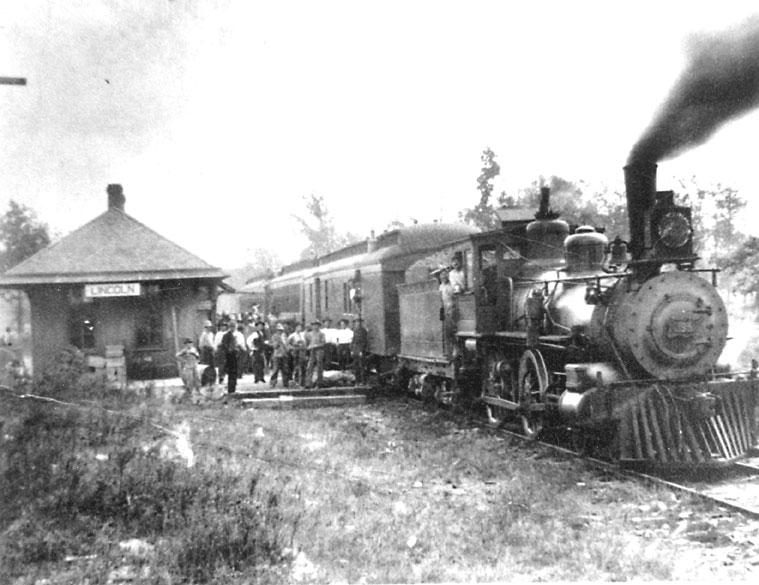 Lincoln: Train Depot