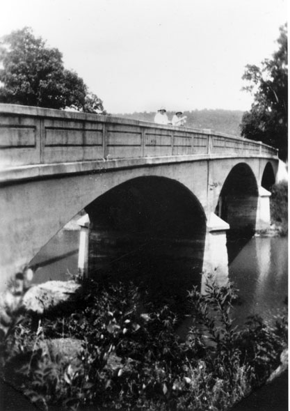 White River Bridge at Elkins