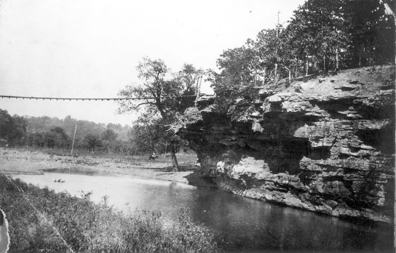 White River Bridge at West Fork
