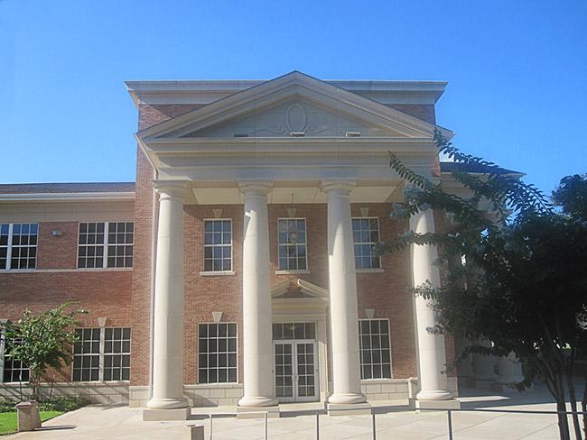 SAU Student Center
