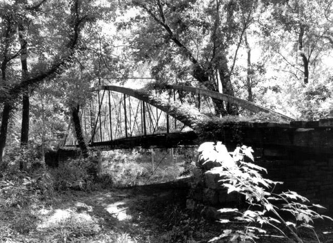 Springfield-Des Arc Bridge