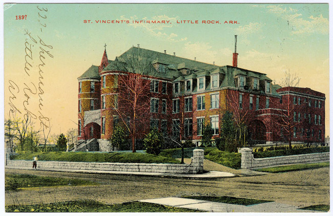 St. Vincent Infirmary