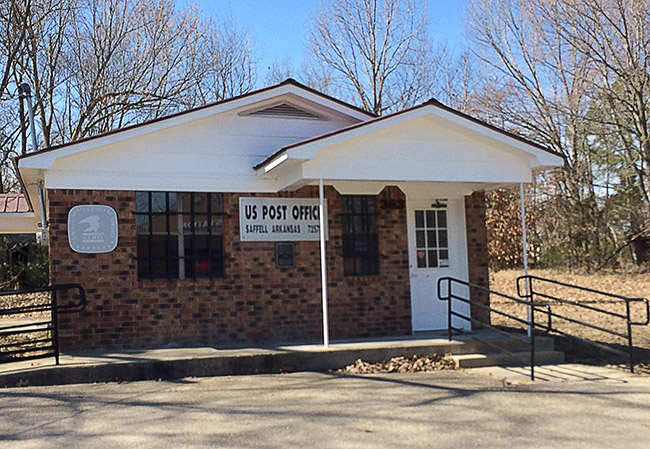 Saffell Post Office