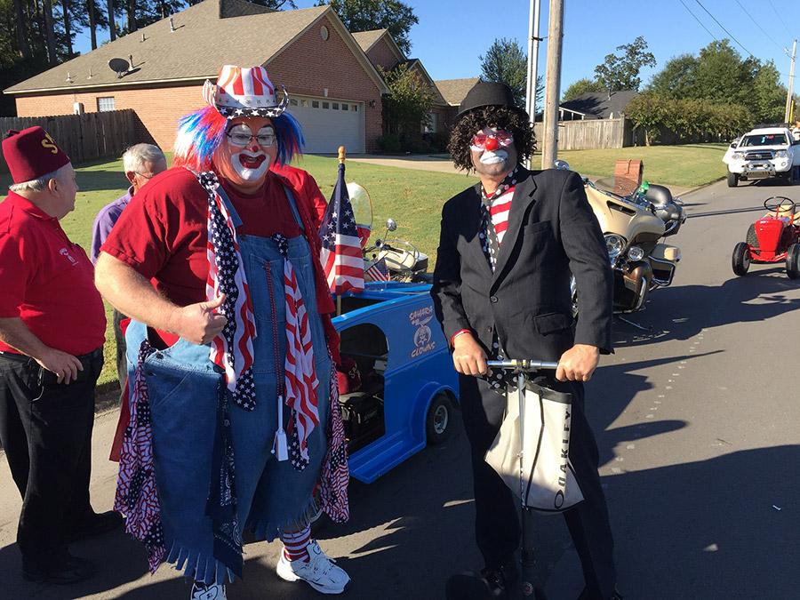 Klassy Klowns