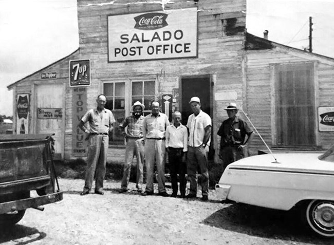 Salado Post Office