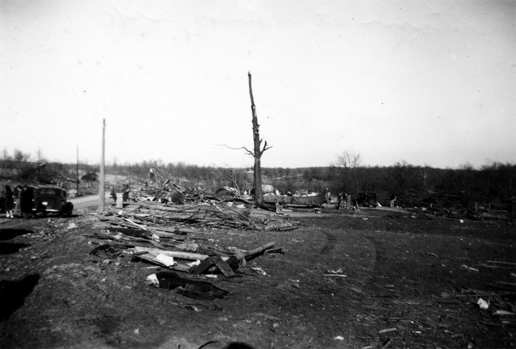 Salem Tornado, 1947