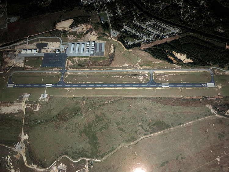 Saline County Regional Airport
