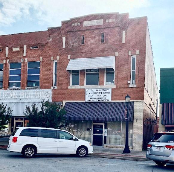 Saline County History and Heritage Society