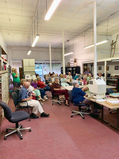 Saline County History and Heritage Society Members