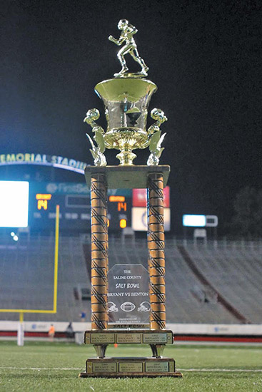 Salt Bowl Trophy