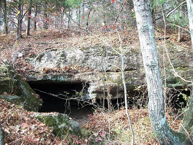 Saltpeter Cave