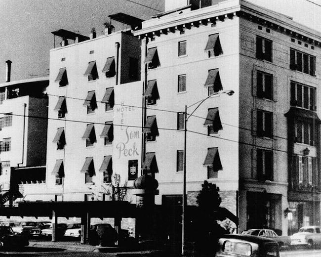 Hotel Sam Peck
