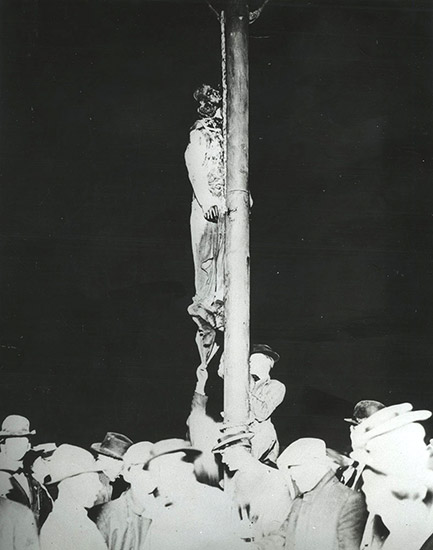 Sanford Lewis Lynching