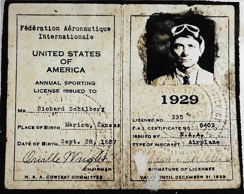 Schilberg License