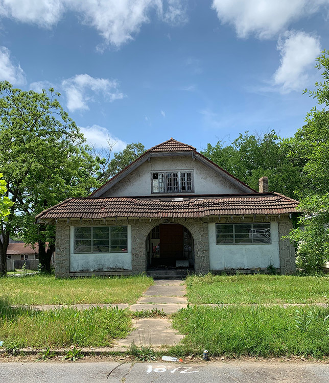Scipio A. Jones House