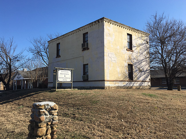 Old Scott County Jail