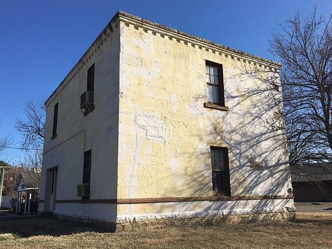 Old Scott County Jail