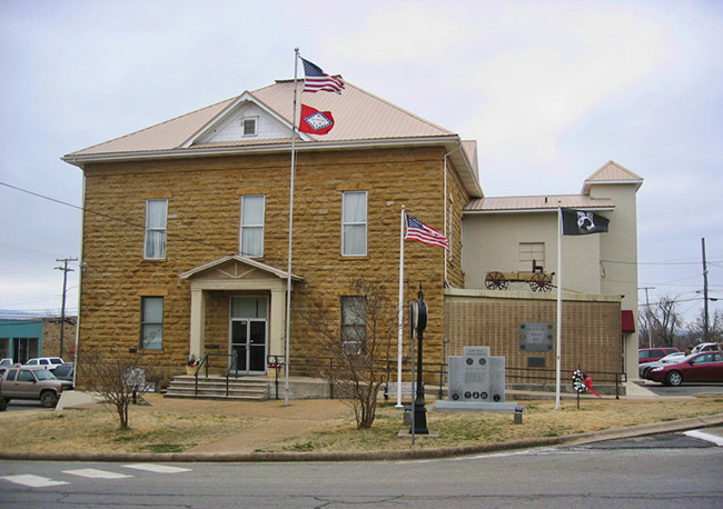 Searcy County Courthouse