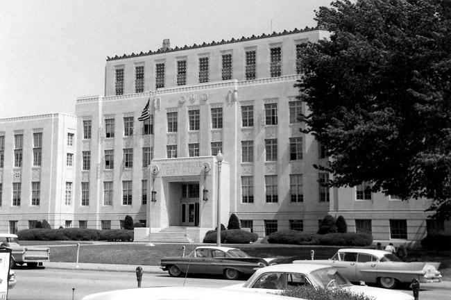 Sebastian County Courthouse