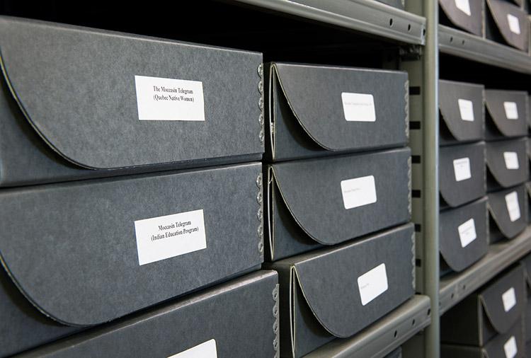 Sequoyah Center Materials