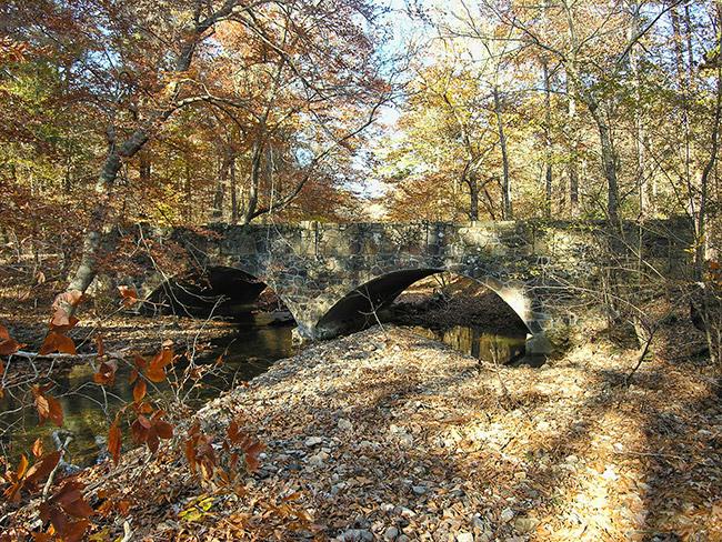 Shady Lake CCC Bridge No. 2
