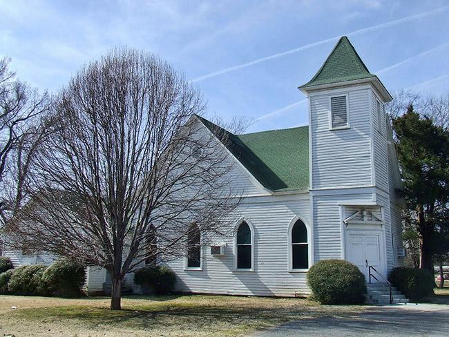Sherrill United Methodist