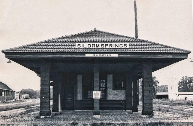 Siloam Springs Museum Original Location