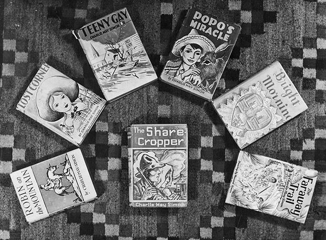 Charlie May Simon Books