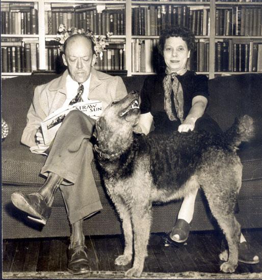 John Gould Fletcher and Charlie May Simon