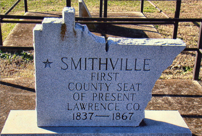 Smithville Monument