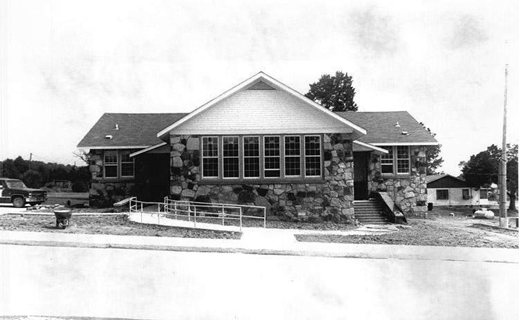 Smithville Public School Building