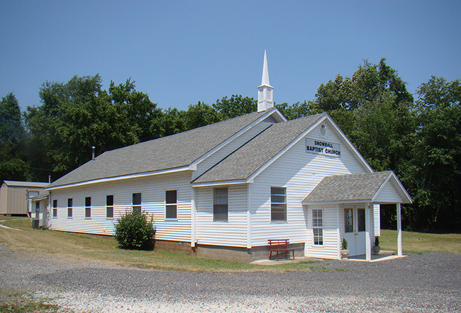 Snowball Baptist Church