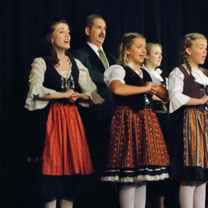 Sound of Music Performers