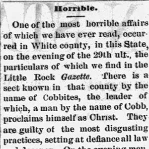 Cobbite Article