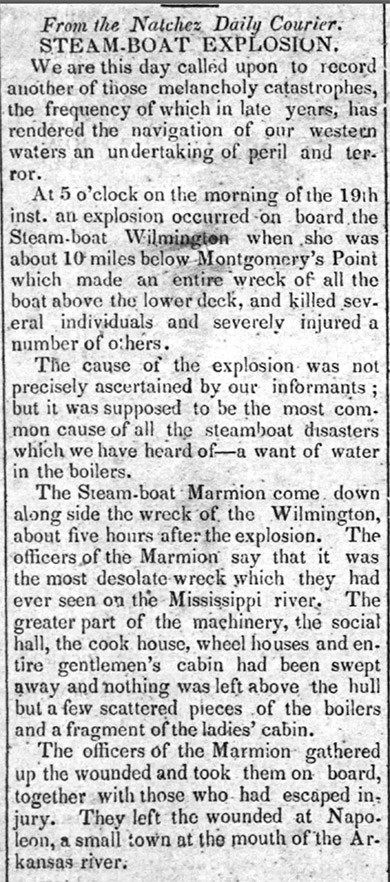 Wilmington Disaster