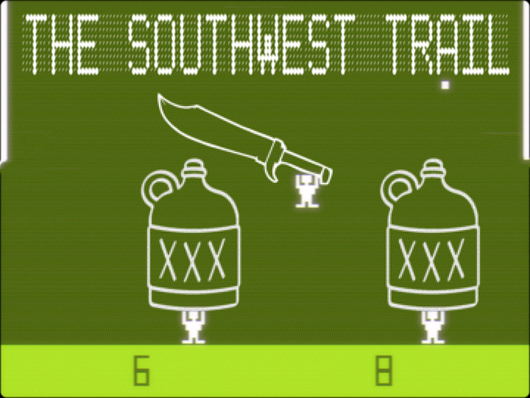 The Southwest Trail