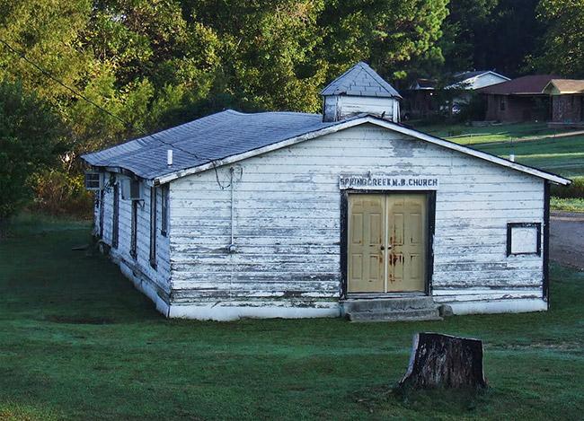 Spring Creek Missionary Baptist