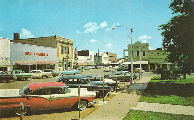Downtown Searcy