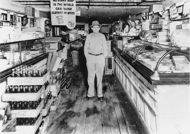 A. A. Sledge Grocery