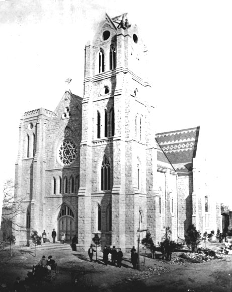Little Rock: Cathedral of St. Andrew