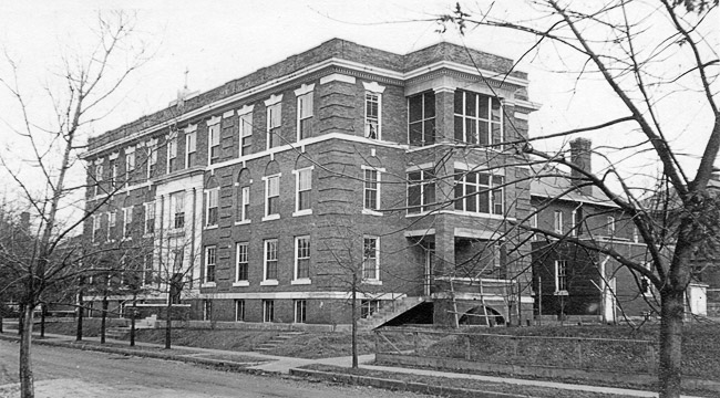 St. John's Seminary Building