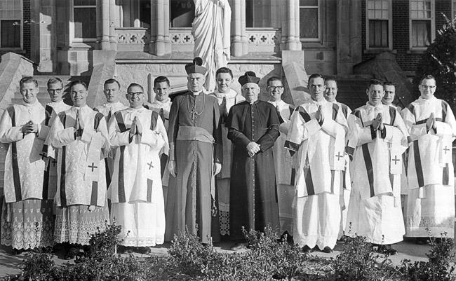 St. John's Deacons