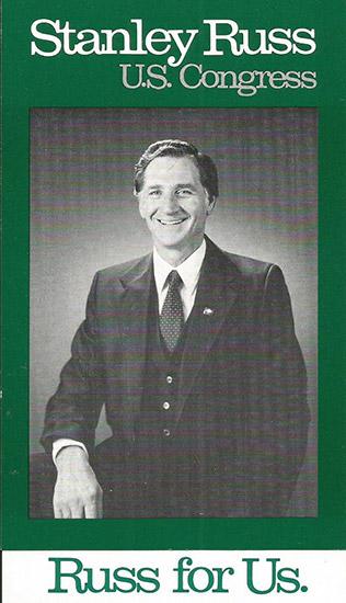 Stanley Russ Brochure