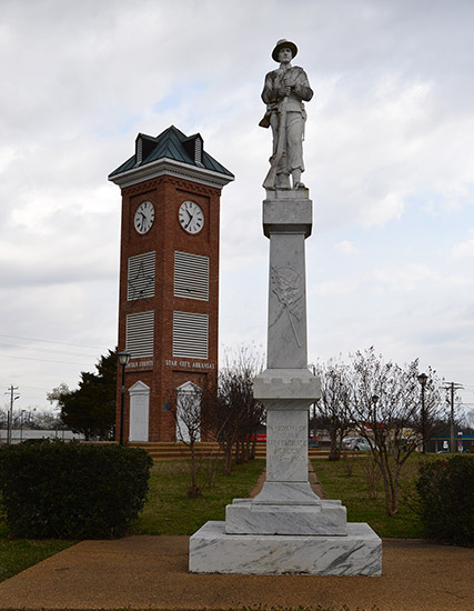 Star City Confederate Memorial