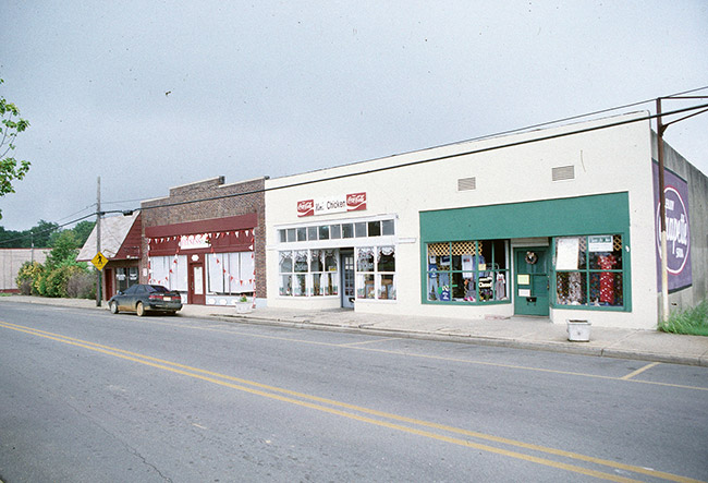 Star City Commercial Historic District