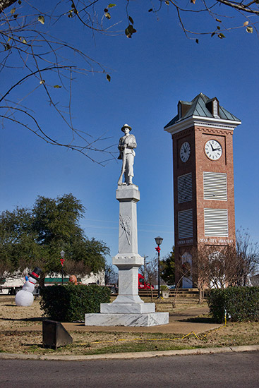 Star City Confederate Memorial