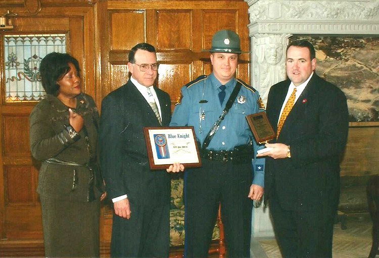 Blue Knight Award